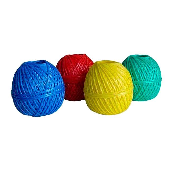 Шпагат полипропиленовый, цветной, 100 м (арт. 453079)