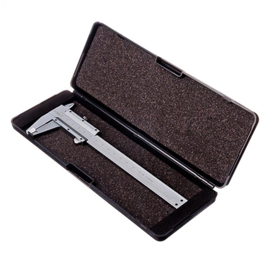 Штангенциркуль 125 мм (MT001) ШЦ-I-125-0,1-1 (арт. 660033)