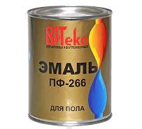 Эмаль ПФ-266 для пола «ВИТеко»