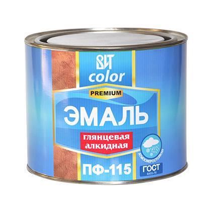 Эмаль ПФ-115 ГОСТ ВИТ color