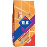 """Затирка  для плиточных швов, белая, 2 кг """"ATLAS"""""""