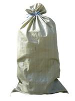 Мешок полипропиленовый, серый (арт. 611059)