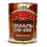Эмаль ПФ-266 для пола «Царицынские краски»