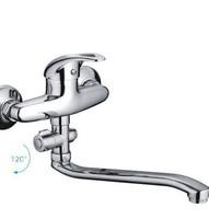 Код 10864 F2102-B Смеситель ванна ручка 3OS