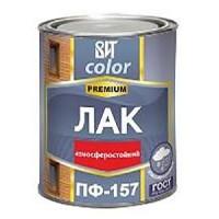 """Лак ПФ-157, атмосферостойкий, 2,4 кг """"ВИТ color"""""""