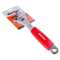 """Ключ разводной, 300 мм с обрезиненной ручкой  """"ЕРМАК"""" (арт. 655093)"""