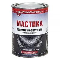 """Мастика полимерно-битумная,  0,8 кг """"Царицынские краски"""""""