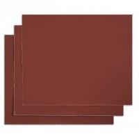 Шлифовальная шкурка на бумажной основе, 220 мм*270 мм, P120, водостойкая, 10 шт (арт. 325012)