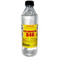 Растворитель 646 ТУ «Ясхим» стекло