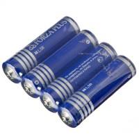 """Батарейки,  тип АА (пальчиковые), 4 шт, 1,5 В, солевые SUPER HEAVY DUTY """"FORZA"""" (арт. 917010)"""