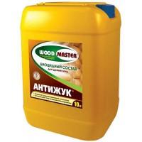 Биоцидный состав «WOODMASTER» Антижук для древесины 10 л