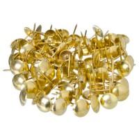 Гвозди декоративное золото