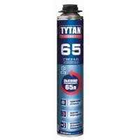 Пена профессиональная TITAN 65 зимняя 750 мл
