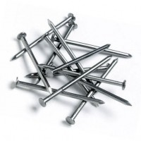 Гвозди строительные  неоцинкованные 2,5*60 мм, 1 кг