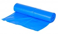 Мешки для мусора 60л. синие 20 шт.