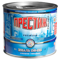 """Эмаль алкидная ПФ-115 """"Престиж"""""""