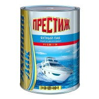 """Лак яхтный,  глянцевый, 1,9 кг """"Престиж"""""""