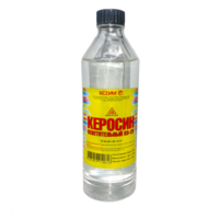 Керосин осветительный КО-25 БТ-4 «Ясхим» стекло 0,5 л