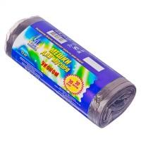 Мешки для мусора, 30 л, 30 шт, 6 микрон, эконом (арт. 449013)