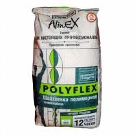Шпаклевка полимерная финишная AlinEX, 25 кг «POLYFLEX»