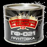 """Грунтовка ГФ-021 """"Царицынские краски""""."""