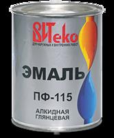 Эмаль ПФ-115 ВИТеко ГОСТ алкидная глянцевая