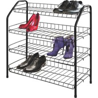 """Этажерка для обуви (700*660*300) 4 полки ЭТ1 """"Nika"""""""