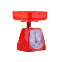Весы механические с пластиковой чашей нагрузка 5 кг
