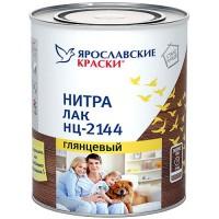 "Лак нитра НЦ-2144, глянцевый, 0,7 кг ""Ярославские краски"""