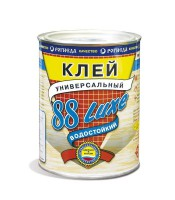 """Клей 88-ЛЮКС универсальный водостойкий 0,9 л """"Рогнеда"""""""