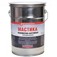 Мастика полимерно-битумная,  15 кг