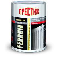 """Эмаль FERRUM акриловая термостойкая для радиаторов отопления """"Престиж"""""""