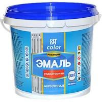 """Эмаль для радиаторов водно-дисперсионная, акриловая, без запаха,  0,9 кг """"ВИТ color"""""""