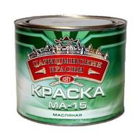 Краска масляная МА-15 «Царицынские краски».