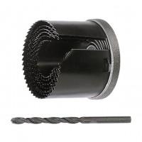 """Пила наборная кольцевая для дрели по дереву  Стандарт 2 , d 26-63 мм  """"Hobbi""""  (арт. 355012)"""