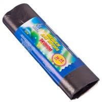 Мешки для мусора, 60 л, 20 шт, 6 микрон, эконом (арт. 449017)