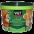 Лак акриловый по дереву для бань и саун «VGT» 0,9 кг